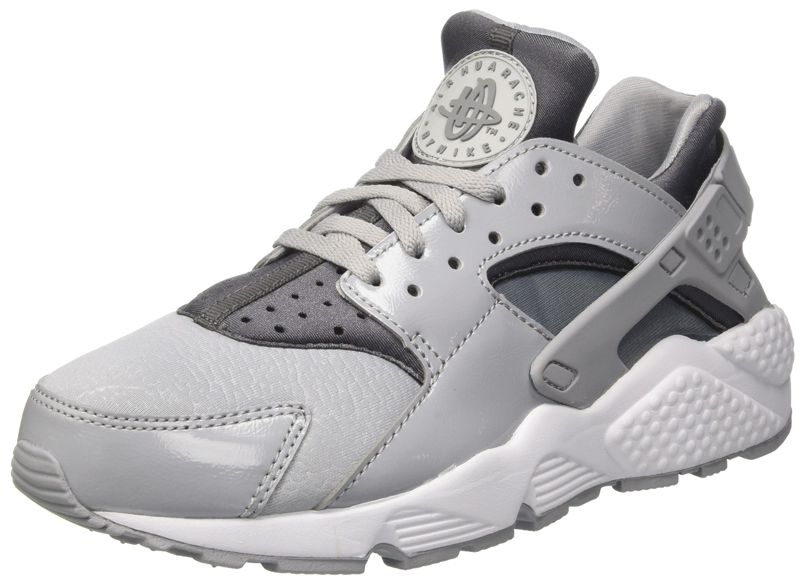quality design 96260 a5a4d Galleon - Nike Air Huarache Run, Women's Low-Top Sneakers, Grey (Wolf Grey/Cool  Grey-Black), 7.5 UK (42 EU)