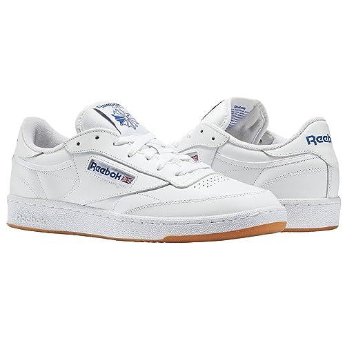 c92c7a0f648b50 Reebok Unisex Adults  Club C 85 Gymnastics Shoes
