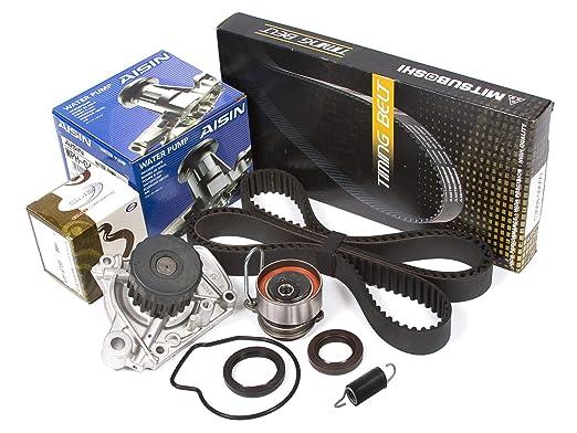 Timing Belt Water Pump Kit Fits 01-05 Honda Civic 1.7L L4 SOHC 16v