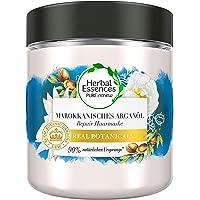 Herbal Essences Pure: Renew Marokkaanse arganolie repareren haarmasker, 250 ml, haarverzorging arganolie, arganolie…