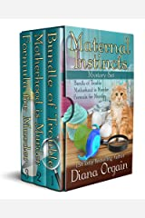 The Maternal Instincts Mysteries Box Set 1-3: Bundle of Trouble, Motherhood is Murder, Formula for Murder Kindle Edition