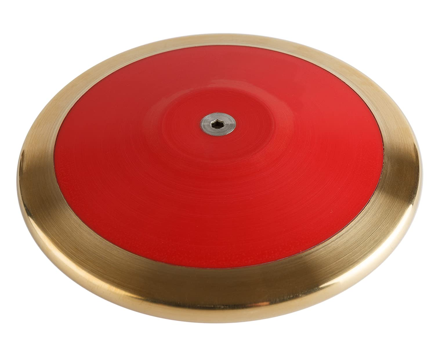Buy Quality Ruby 1 Kilo Brass 83/% Rim Weight Men Women College /& high School gals Track Discus Get Quality Results.