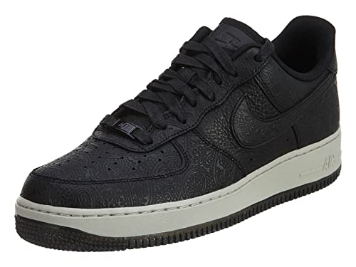 best cheap dac94 6c549 Nike Air Force One AF-1 Premium, Sneakers, Black, 44