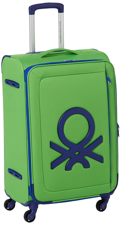 Benetton - Maleta con ruedas (tamaño mediano): Amazon.es ...