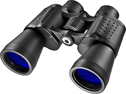 BARSKA 20x50mm Wide Angle Binoculars BK-7 Porro Prism