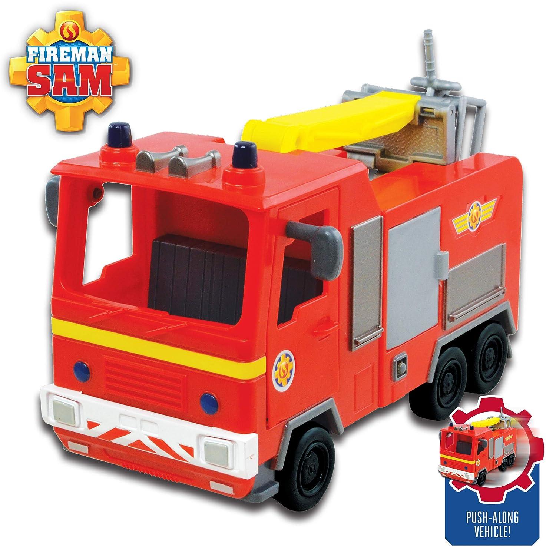 Character Options Fireman Sam Jupiter Vehicle