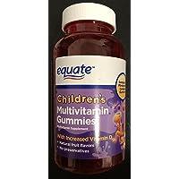 Equate children's multivitamin gummies, 180 Ct