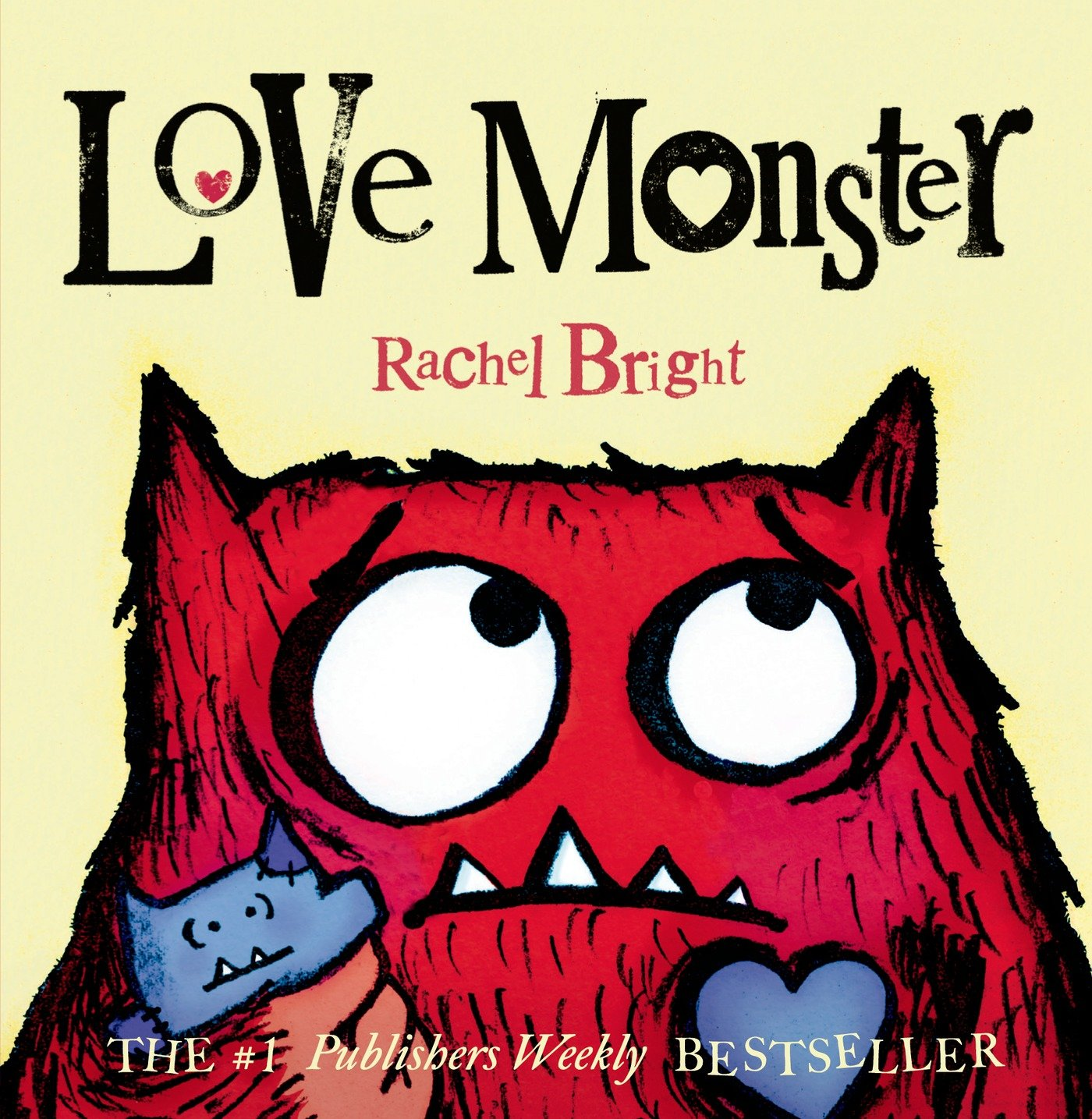 Love Monster by Rachel Bright