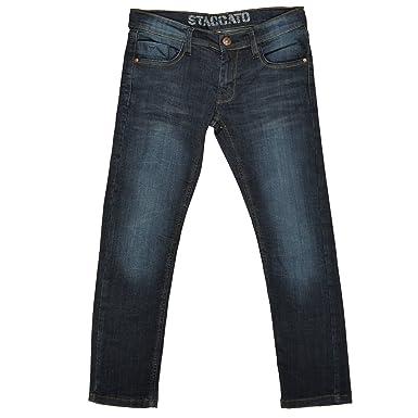 Staccato Jungen Jungen Jeans Jonas - Regular Fit (230057795)  Amazon.de   Bekleidung 9f8dfed804