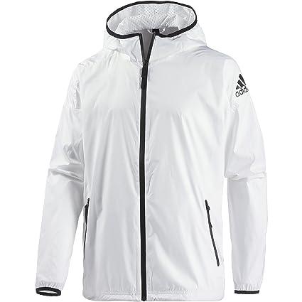 Sport Adidas L e it Amazon Zne a Giacca Bianco Vento Windbreaker 6az6xw7