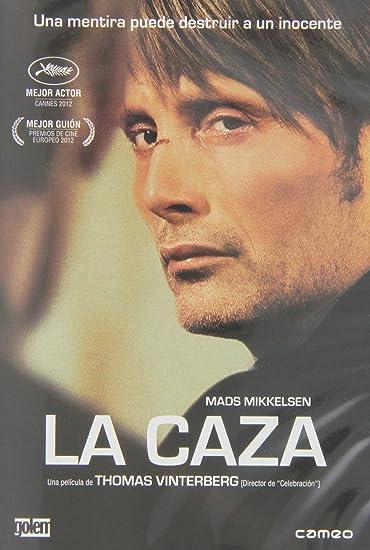 La Caza [DVD]: Amazon.es: Mads Mikkelsen, Thomas Bo Larsen, Annika Wedderkopp, Lasse Fogelstrom, Susse Wold, Anne Louise Hassing, Thomas Vinterberg, ...