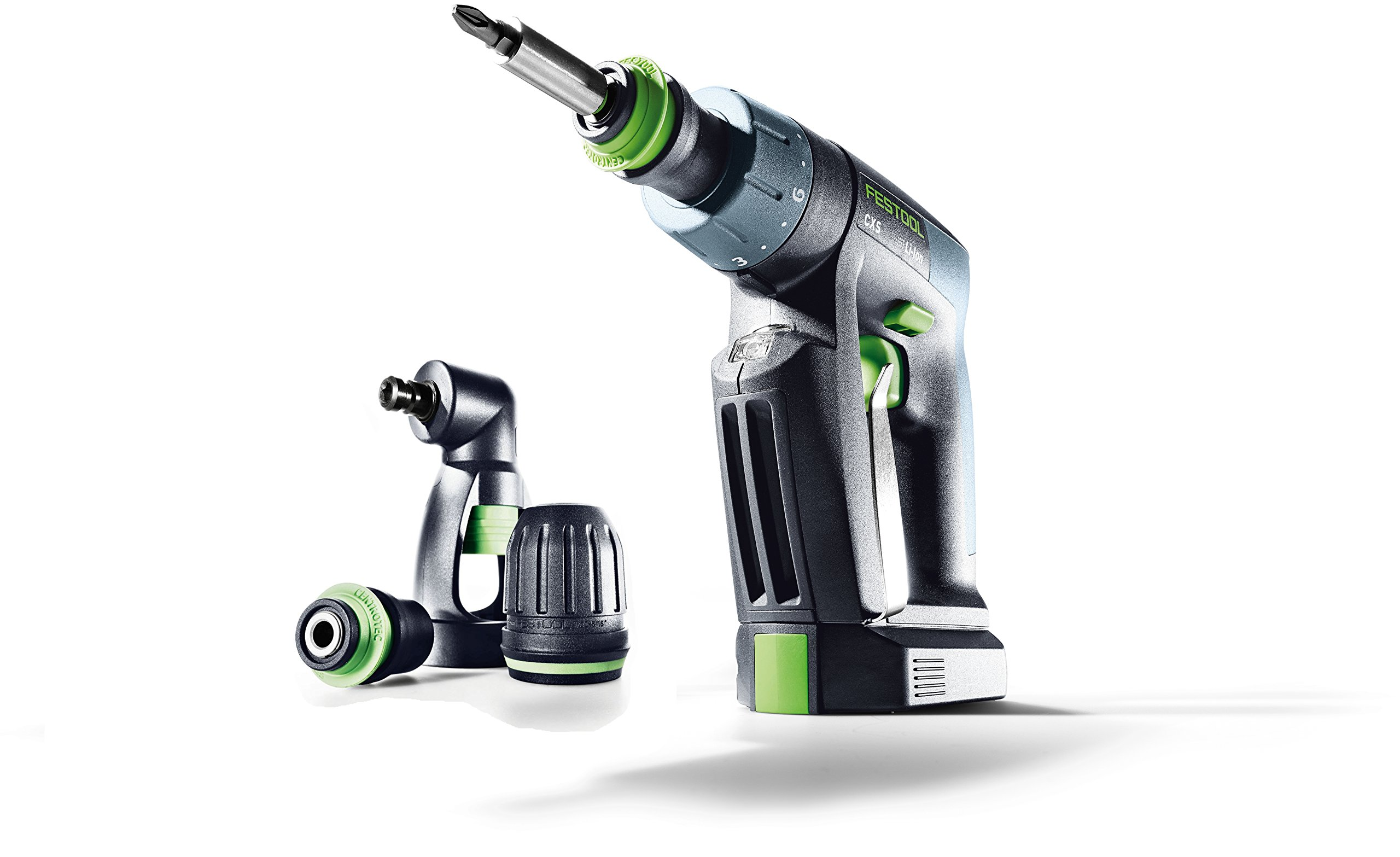 Festool 564535 CXS Compact Drill Set by Festool