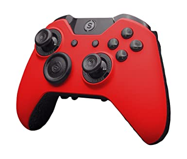 SCUF Xbox Infinity1 Red Controller: Computer and Video Games
