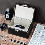 Faraday Key Fob Protector Box, RFID Signal Blocking Box, Faraday Bag Signal Blocking Bag Shielding Pouch Wallet Case for Car Key