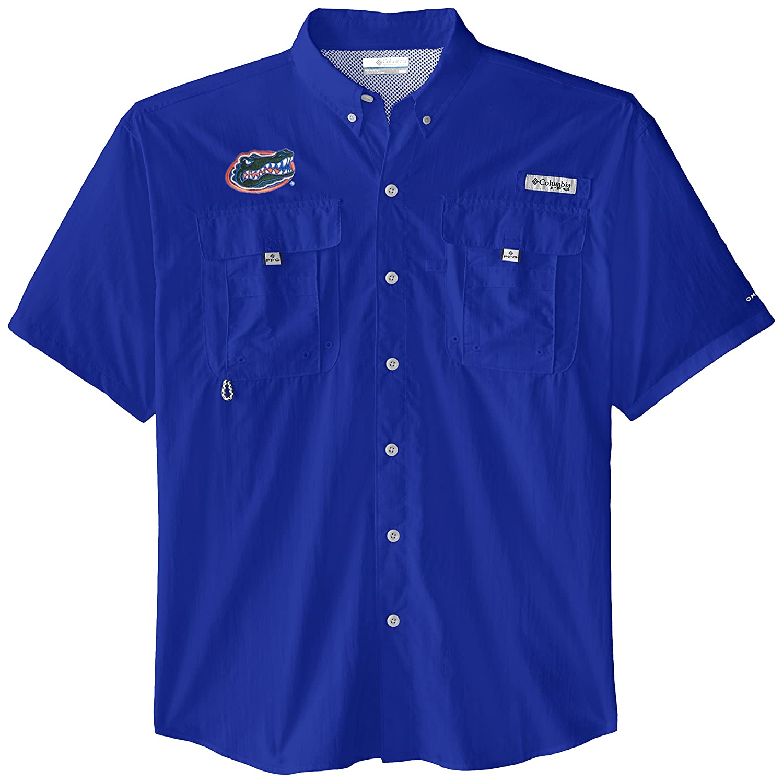 安価 NCAA NCAA Florida Florida GatorsメンズCollegiateバハマ半袖シャツ、Azul B00ZL3V1RM、スモール B00ZL3V1RM, コスメドリーム:09fe76a0 --- a0267596.xsph.ru