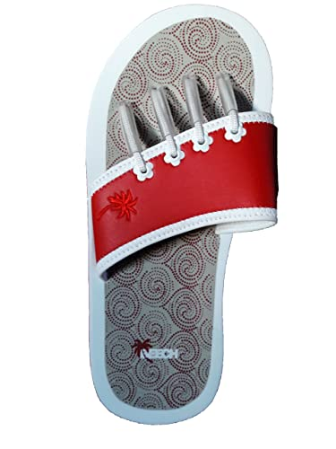 28a3bafba48348 The Original Yoga Fusion Sandals - Stylish Casual Beach Slip On Summer  Pedicure Flip-Flops