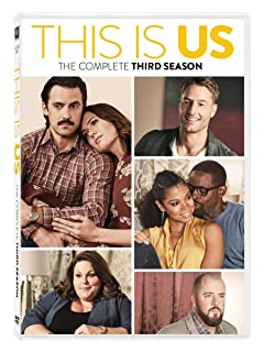 Book Cover: This Is Us: Season 3