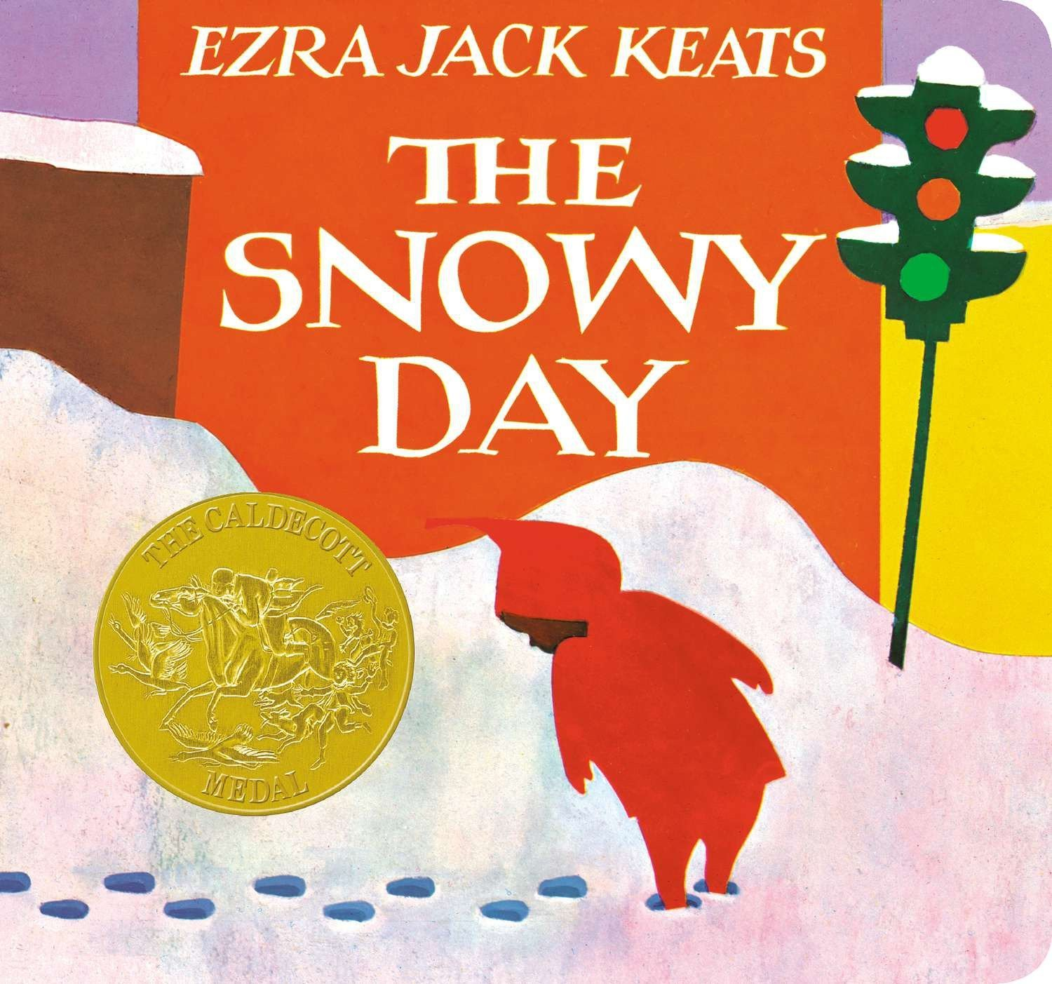 The Snowy Day Board Book: Keats, Ezra Jack: 9780670867332: Amazon.com: Books