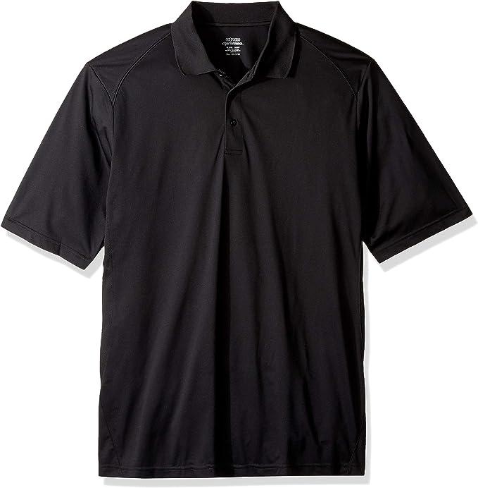 Ashe Xtream Mens Tall Size Acty-85108t-tall Shield Snag Protection Short-Sleeve Polo