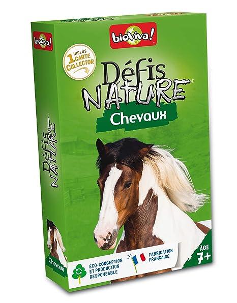 2d7b5c020361b Bioviva - 282611 - Défis Nature - Chevaux  Amazon.fr  Jeux et Jouets