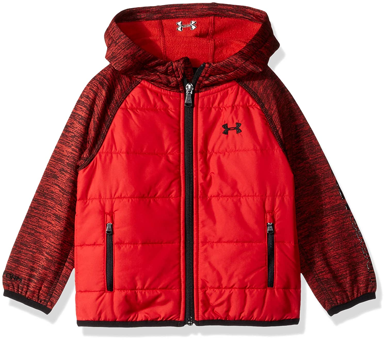 Under Armour Boys' Day Trekker Hooded Hybrid Jacket