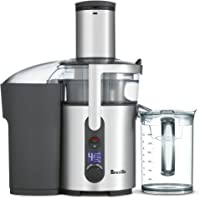 Breville BJE520BSS Ikon Froojie Juice Fountain, Brushed Stainless Steel