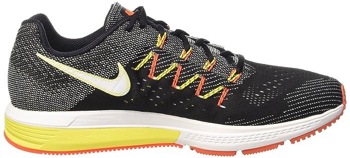 reputable site 24319 e6365 Nike - 717440-008 - Chaussure De Course, Noir Blanc Rouge (Black Blanc-sail-Total  Crimson), Taille 42 1 2  Amazon.fr  Chaussures et Sacs