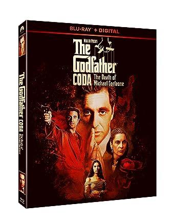 Mario Puzo's The Godfather, Coda: The Death of Michael Corleone (Blu-ray   Digital)