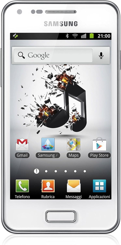 Samsung Galaxy S Advance - Smartphone libre Android (pantalla 4 ...