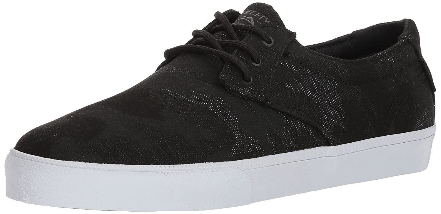 Lakai Limited Footwear Mens Daly B073SP2VNP 13 M US|Black Camo Textile