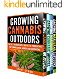 Cannabis: Growing Cannabis Indoors And Outdoors 4 Books BONUS Bundle Set: The Ultimate Simple Guide To Producing Top-Grade Dank Medical Marijuana Cannabis ... Growing weed Book 1) (English Edition)