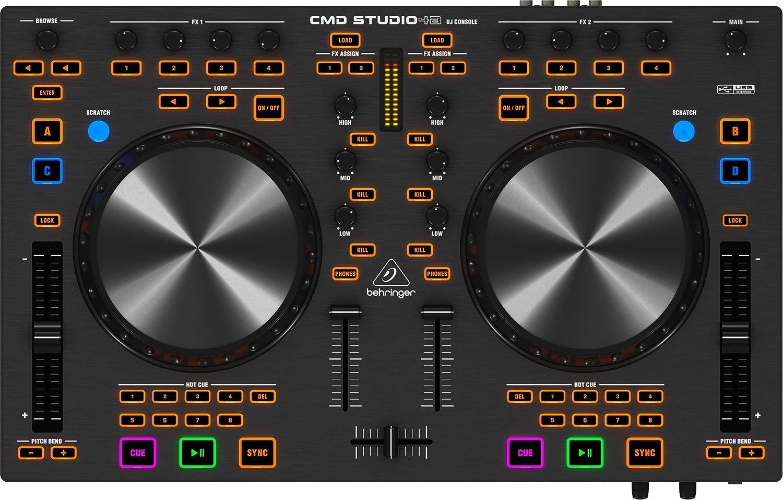 Behringer CMD Studio 4a 4-Deck DJ MIDI Controller