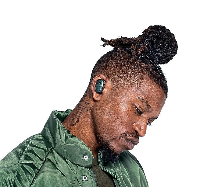 03d625b065e Skullcandy Push True Wireless Earbuds, In-Ear Bluetooth: Amazon.co.uk:  Electronics
