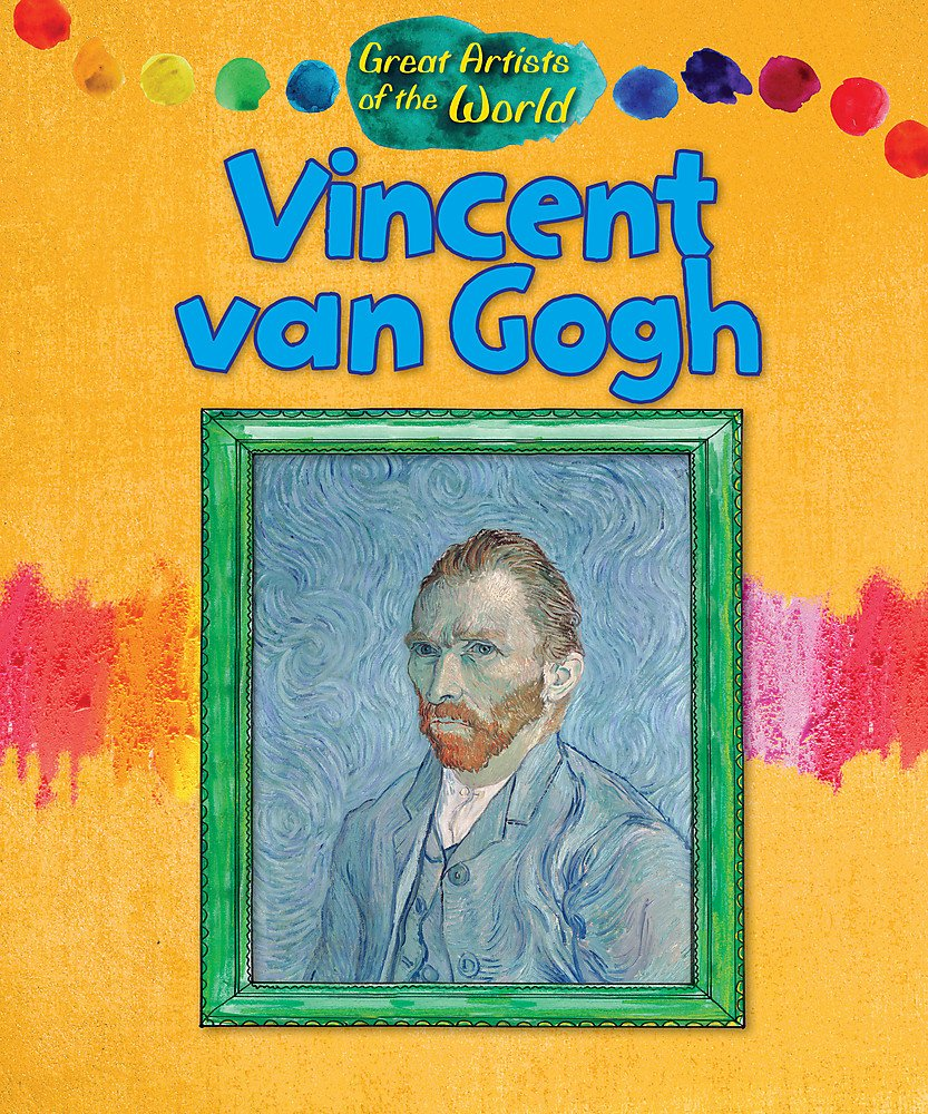 Vincent Van Gogh (Great Artists of the World) ebook