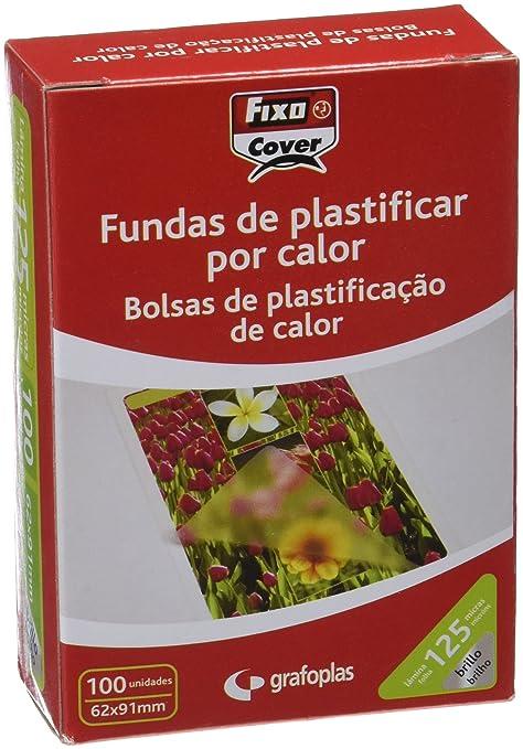 Amazon.com: Fixo 01021700 Box 100 Fund.PLAST.Brillo 62X91MM ...
