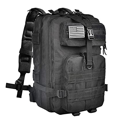 f9b0a1e70055 Amazon.com : CVLIFE Outdoor Tactical Backpack Military Rucksacks for ...
