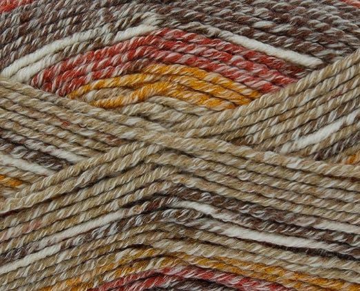 18 X 100g dk Pastel Vintage Cotton Tejer//Lana//hilo de ganchillo