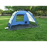 Amazon Com Genji Sports Pop Up Family Beach Tent And