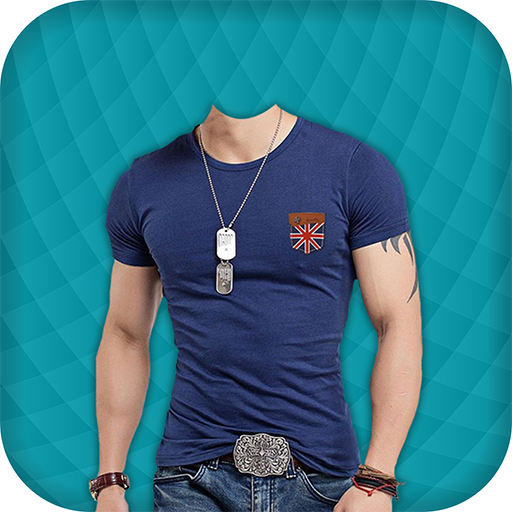 - Man T-Shirt Photo Maker