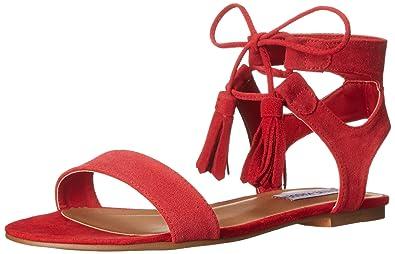 8bbd8d64e7f Steve Madden Women s DARYYN Flat Sandal