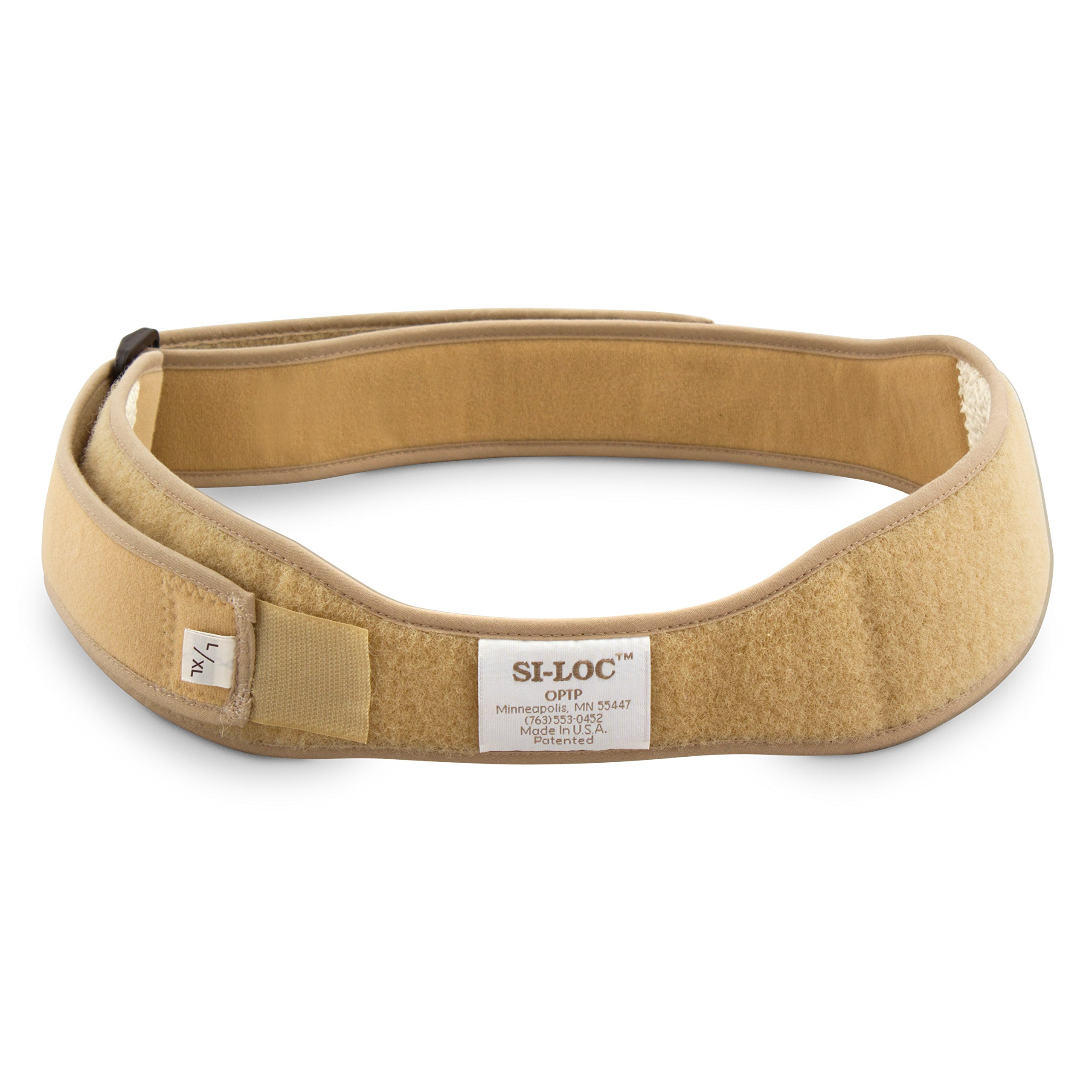 OPTP SI-LOC Support Belt - Large/Extra Large (671) - Low Back and Pelvic Pain Relief