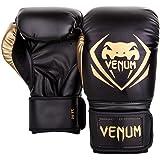 Venum Contender Boxing Gloves - Black/Gold