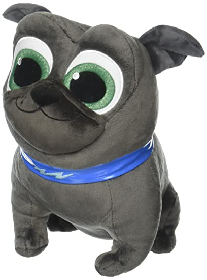 Amazon Com Disney Bingo Plush Puppy Dog Pals Small 8 1 2 Inch