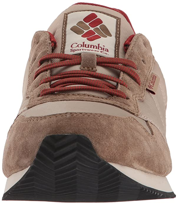 Columbia Homme Chaussures Casual, Brussels, Beige (Ancient Fossil, Gypsy), Pointure: 42
