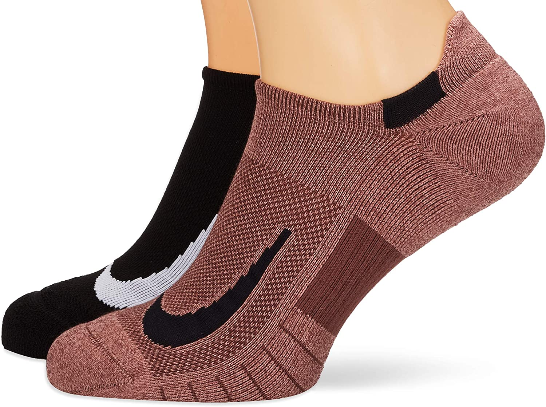 Nike Women's Multiplier No-show Socks