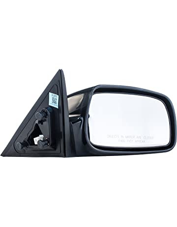 Ford Fusion 2002-2006 Black Door Wing Mirror Cover O//S Drivers Right
