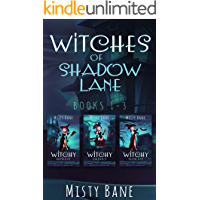 Witches of Shadow Lane : A Paranormal Cozy Mystery Box Set, Books 1-3