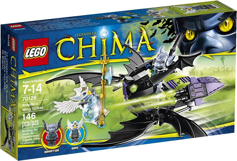 LEGO Chima 70128 Braptor\'s Wing Striker (146 PCS)