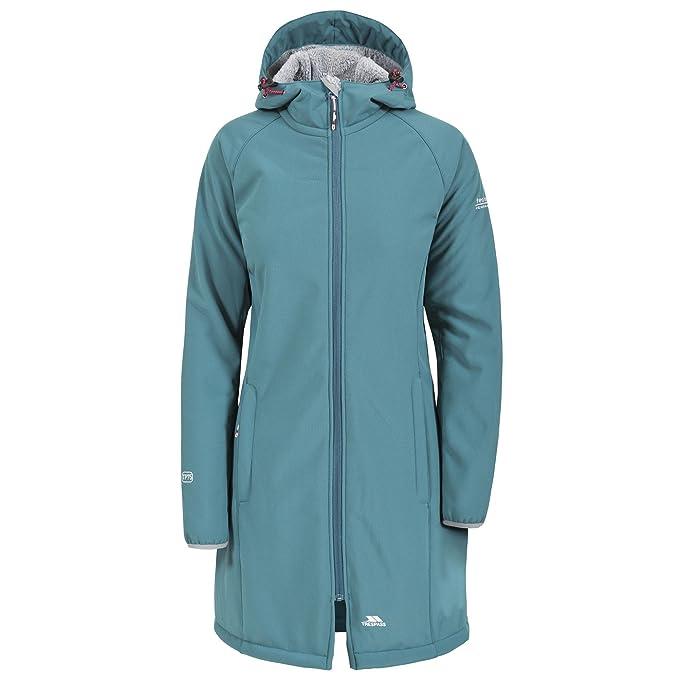 Amazon.com: Trespass Womens/Ladies Mitty Long Length Waterproof Jacket: Sports & Outdoors