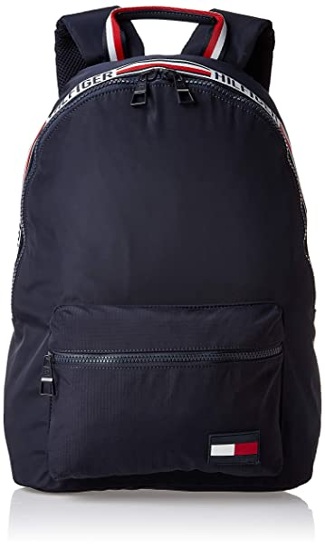 Tommy Hilfiger Backpack Sport Tommy Navy: Amazon.es: Zapatos ...